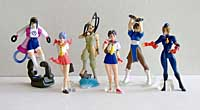 Capcom Gals Collection 2