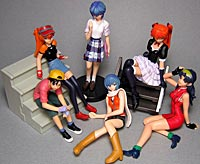 Neon Genesis Evangelion - Sadamoto collection Vol. 4